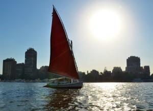 Falucca River Nile