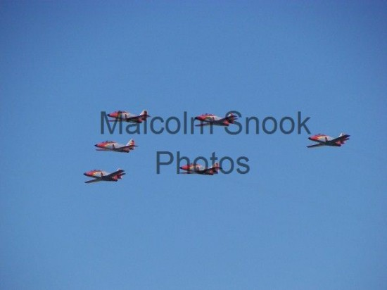 Spanish Airforce Display Team