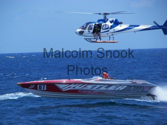 World Championship Powerboat Racing 1