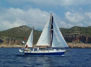 Yacht Francesca EMYR
