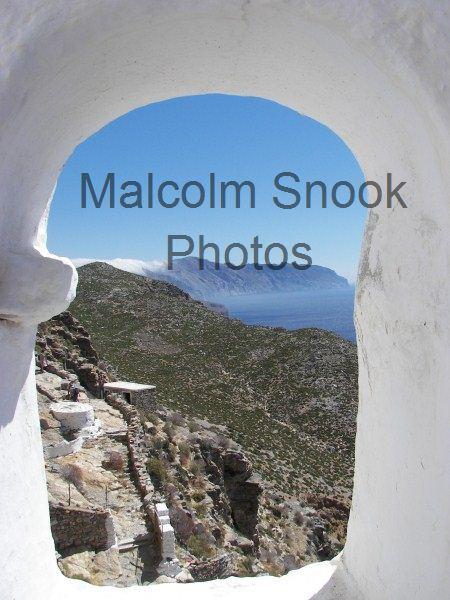 Monastery Amorgos